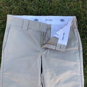 Dickies Slim Taper FLEX Work Pants 31x30